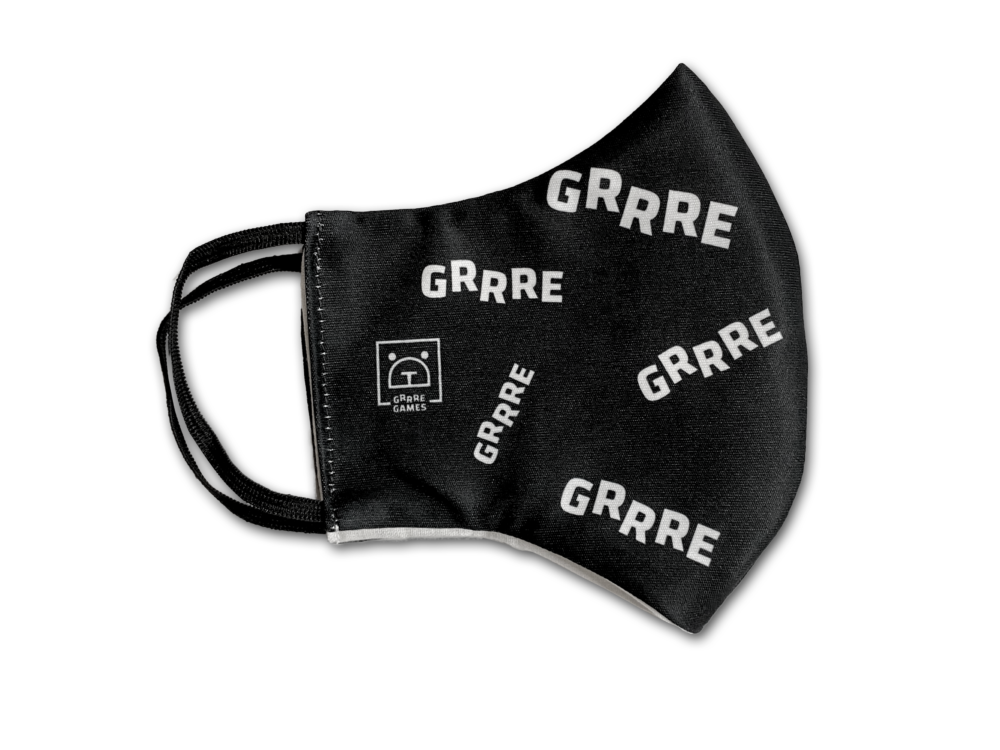 Masque GRRRE – Taille adulte